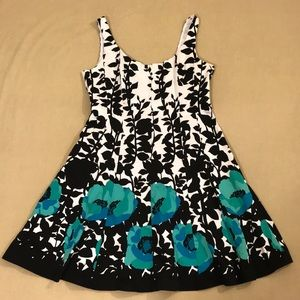 Nine West Dress Floral Print